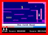 Manic Miner Amstrad CPC 07