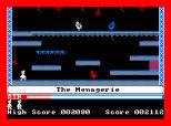 Manic Miner Amstrad CPC 08