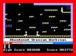 Manic Miner Amstrad CPC 13