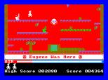 Manic Miner Amstrad CPC 14