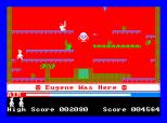 Manic Miner Amstrad CPC 16