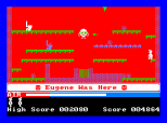 Manic Miner Amstrad CPC 17