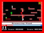 Manic Miner Amstrad CPC 19