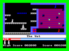 Manic Miner Amstrad CPC 22