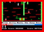 Manic Miner Amstrad CPC 26