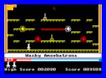 Manic Miner Amstrad CPC 28