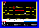Manic Miner Amstrad CPC 30