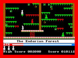 Manic Miner Amstrad CPC 31