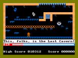 Manic Miner Amstrad CPC 47