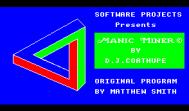 Manic Miner BBC Micro 02