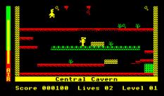 Manic Miner BBC Micro 04