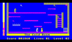 Manic Miner BBC Micro 05