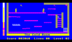 Manic Miner BBC Micro 06