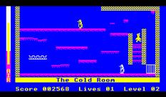 Manic Miner BBC Micro 07