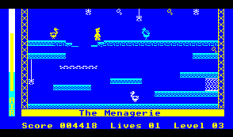 Manic Miner BBC Micro 09