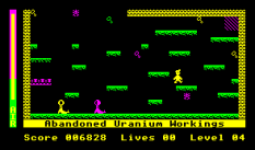 Manic Miner BBC Micro 11
