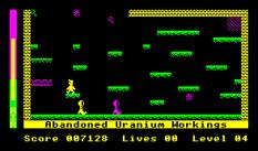 Manic Miner BBC Micro 12