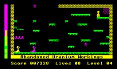 Manic Miner BBC Micro 13