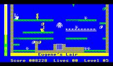Manic Miner BBC Micro 14