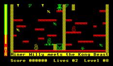 Manic Miner BBC Micro 23