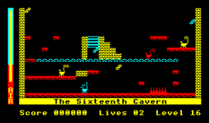 Manic Miner BBC Micro 31