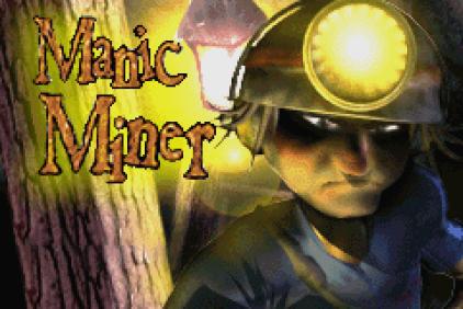 Manic Miner GBA 01