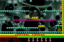 Manic Miner GBA 05