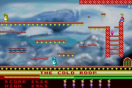 Manic Miner GBA 09