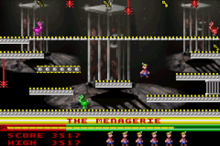 Manic Miner GBA 10