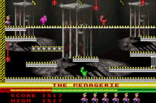 Manic Miner GBA 11