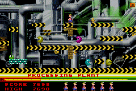 Manic Miner GBA ROM #12