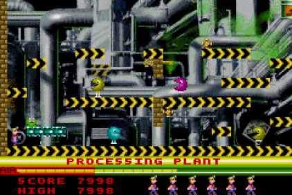 Manic Miner GBA 20
