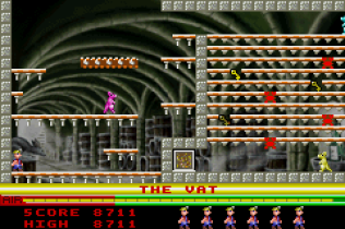 Manic Miner GBA 21