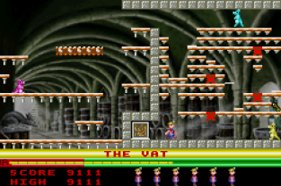 Manic Miner GBA 23