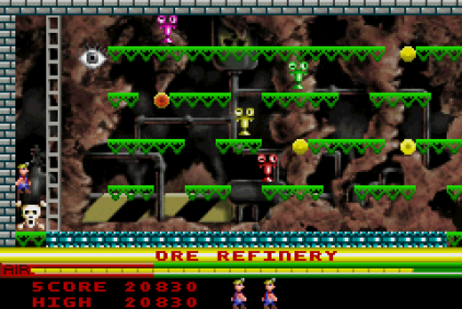 Manic Miner GBA 42