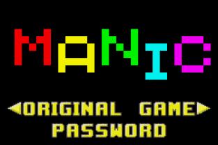 Manic Miner GBA 45