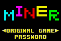 Manic Miner GBA 46