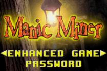Manic Miner GBA 47