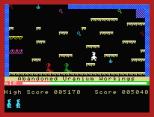 Manic Miner MSX 08