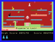 Manic Miner MSX 11