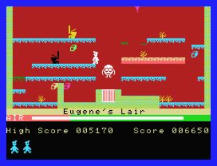 Manic Miner MSX 12