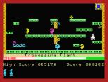 Manic Miner MSX 14