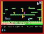 Manic Miner MSX 15