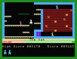 Manic Miner MSX 16