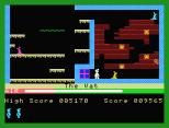 Manic Miner MSX 18