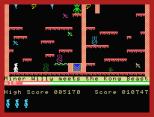 Manic Miner MSX 19
