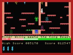 Manic Miner MSX 21