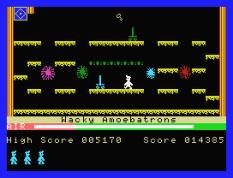 Manic Miner MSX 22