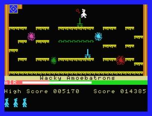 Manic Miner MSX 23