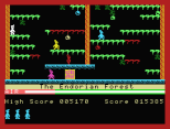 Manic Miner MSX 24
